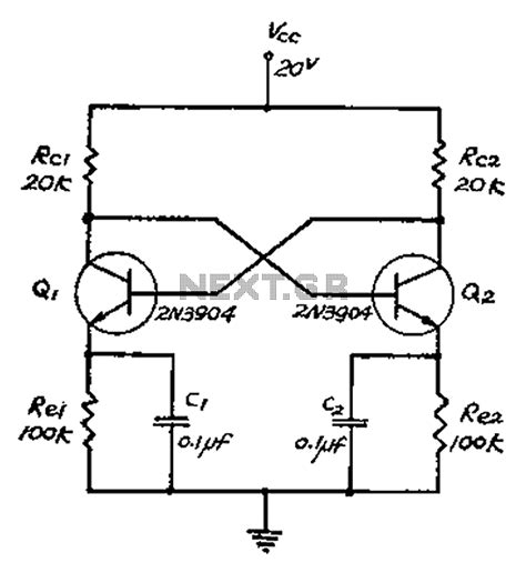 Other Circuits Unsteady Direct Coupling Circuit