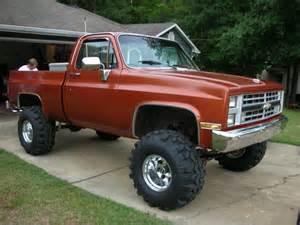 Old 4x4 Chevy Trucks