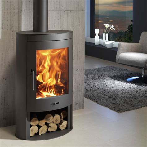 Panadero Oval  11kw Contemporary Wood Burning Stove  £. Striped Wallpaper. Non Slip Tile. Living Room Remodel. Free Standing Vanity. Galley Kitchen. Cherry Blossom Wallpaper. Kitchen Countertop Options. Free Standing Kitchen Pantry Cabinet