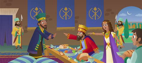 brave and beautiful new bible app for story 836 | the king finds haman out