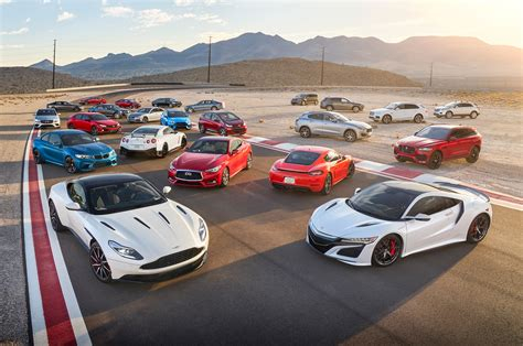 2013 Automobile Magazine All-stars
