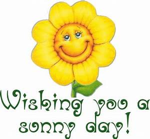 wishing you a sunny day - Good Day graphics for Facebook ...
