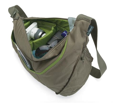 lowepro lp36466 0ww passport sling ii bag mica green ca