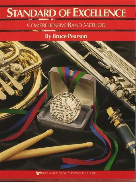 kjos  standard  excellence book  flute long