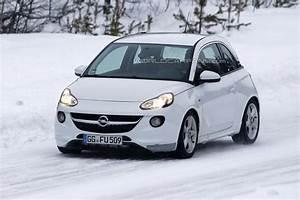 Atout Fiat : opel une adam opc en d veloppement blog automobile ~ Gottalentnigeria.com Avis de Voitures