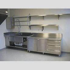 57 Stainless Steel Kitchen Rack Shelf, Stainless Steel