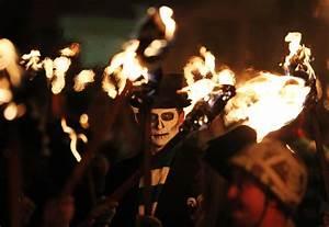 Guy Fawkes Day Or Bonfire Night Celebrates Gunpowder Plot