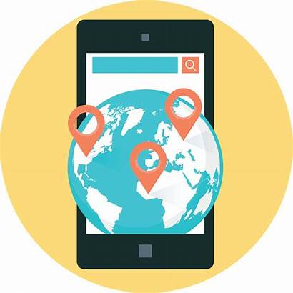 Gps Phone Tracking Track Location Clipart Text
