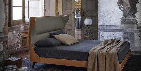 Mamy Blue Bed Beds By Poltrona Frau At The Home Resource