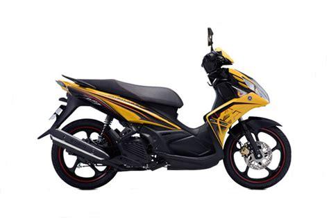 scooter thailand  yamaha nouvo sx cc
