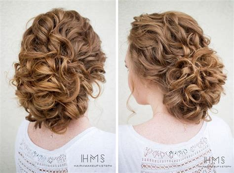 Best 25+ Naturally Curly Updo Ideas On Pinterest
