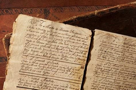 historic recipes  university  iowa