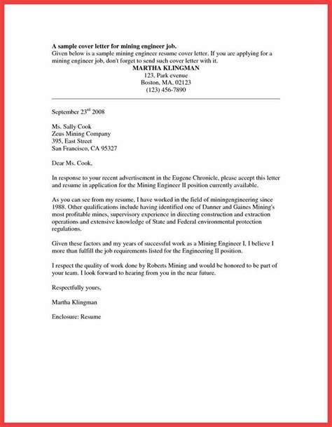 13066 cover letter template formal cover letter sle memo exle