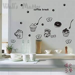 food themed wall decor is in stock interior design ideas With what kind of paint to use on kitchen cabinets for wall decals art