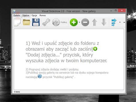Visual SlideShow Free Edition 2.0 download - pobierz za darmo