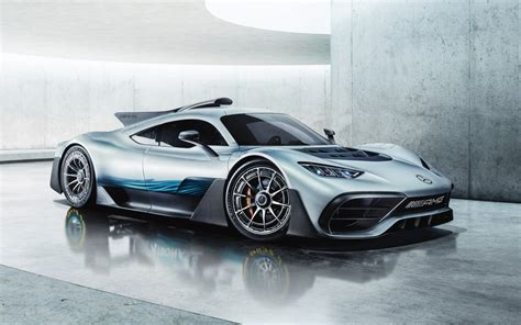 Mercedes Amg Project One 2019 4k Wallpapers