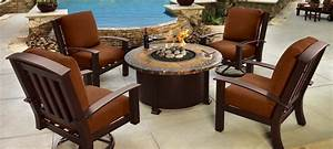 Designer Furniture for Luxurious Outdoor Rooms