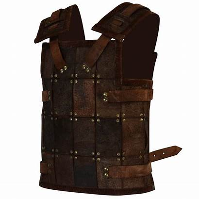 Leather Armour Fighter Rfb Armor Larp Medieval