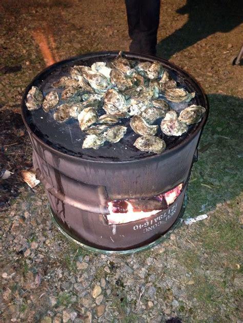 ultimate homemade oyster steamer wet burlap bag