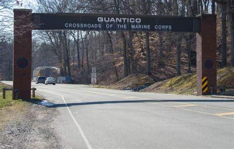Marine Corps Base Quantico Virginia