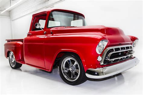 Chevrolet Pickup Show Truck Air Ride