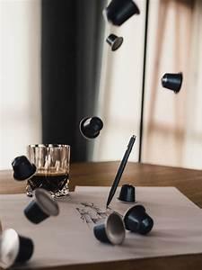 Nespresso Kapseln Recycling : nespresso x caran d 39 ache kugelschreiber aus recycelten nespresso kapseln the lins ~ Orissabook.com Haus und Dekorationen