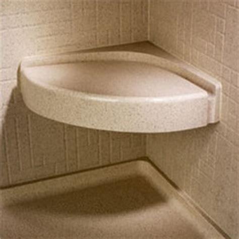 swanstone corner shower seat reviews wayfair