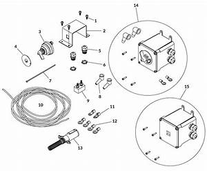 Cab Wiring Kits - Autotrap U2122 Hopper Door - Parts