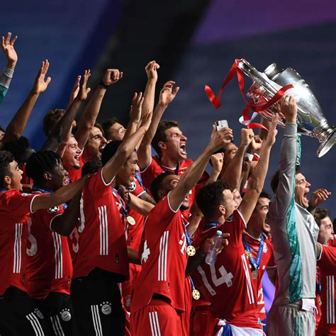 The competition runs from september to may, and in the. UEFA Champions League final 2020 - FIFA.com