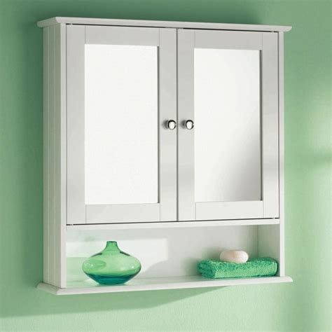 Bathroom Wall Cabinet With Mirror by Mirror Door Wooden Indoor Wall Mountable Bathroom