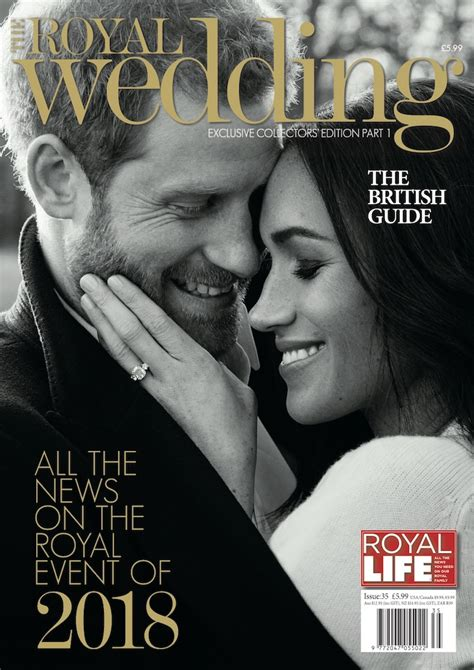 wedding royal special prince meghan markle magazine edition harry subscription magazines exclusive collectors issue worldwide ms henry april hrh british
