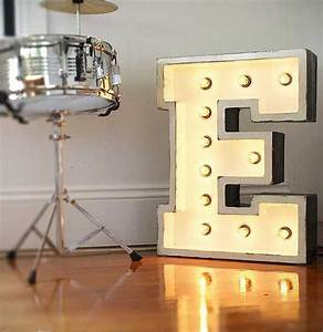 spell it out in lights with fromage la rue With illuminated letter lights