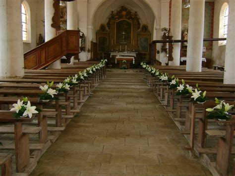 decoration banc eglise pour mariage d 233 cor de banc d 233 glise mariage floral chaumont 52 floral