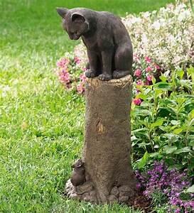 Statue Deco Jardin Exterieur : am nagement jardin 105 photos pour votre petit coin de paradis ~ Teatrodelosmanantiales.com Idées de Décoration