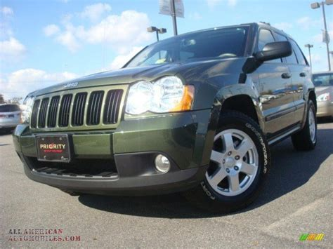 jeep grand cherokee laredo 2009 2009 jeep grand cherokee laredo 4x4 in jeep green metallic