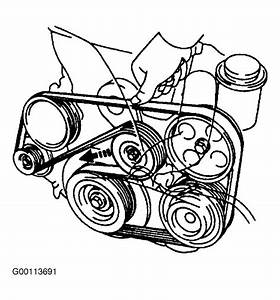 1998 Toyota Camry Serpentine Belt Routing And Timing Belt Diagrams