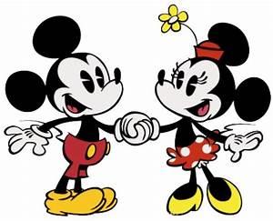 Micky Maus Und Minnie Maus : minnie and mickey mouse clipart clipground ~ Orissabook.com Haus und Dekorationen
