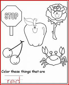 Color Red Activities For Toddlers Pictures to Pin on ...