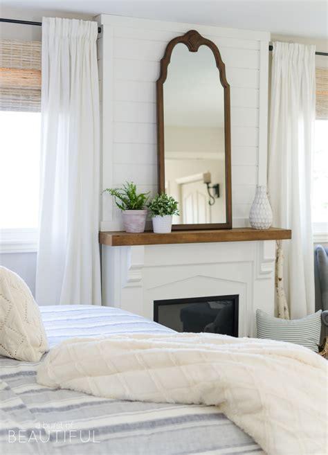 Cozy Farmhouse Master Bedroom  A Burst Of Beautiful