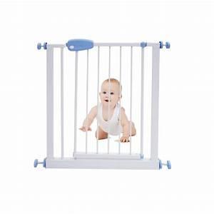 Barrière De Sécurité Safety : barri re de s curit enfant acier 74 87 cm achat ~ Dailycaller-alerts.com Idées de Décoration