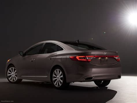 Hyundai Azera Wallpaper by Hyundai Azera 2012 Car Wallpaper 27 Of 64 Diesel