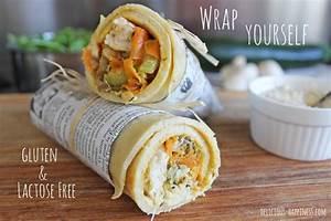 Recette Avec Tortillas Wraps : recette wrap tortilla sans gluten sans lactose ~ Melissatoandfro.com Idées de Décoration