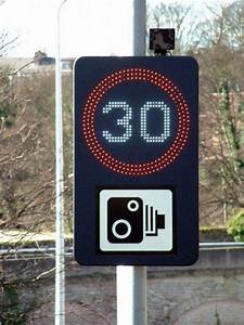 Vehicle Activated Speed Warning Signs