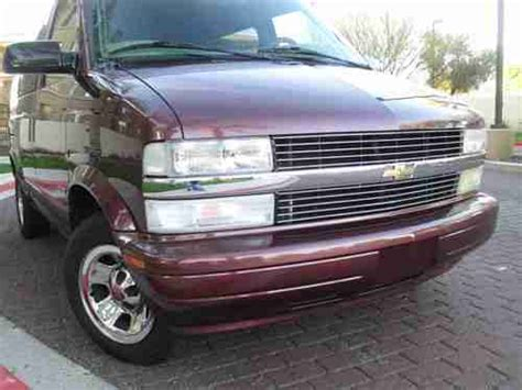 buy used 1996 chevrolet chevy astro lt passenger van all wheel drive awd runs drives in marion find used 1996 chevrolet astro lt extended passenger van 3 door 4 3l in phoenix arizona united
