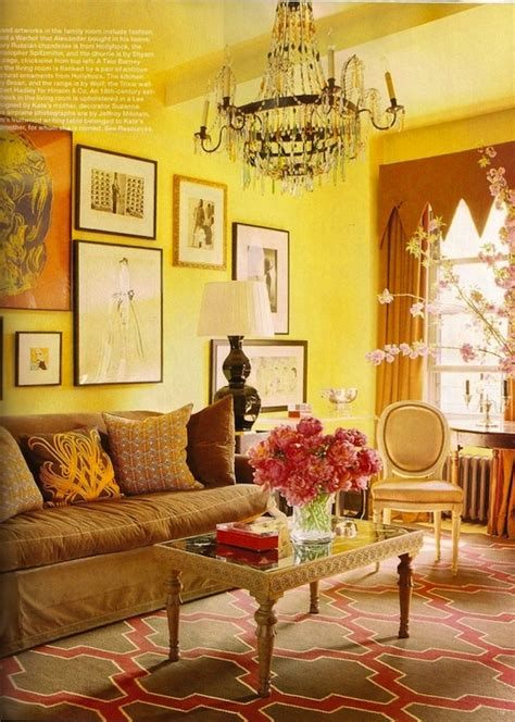 Permalink to Yellow Gold Paint Color Living Room