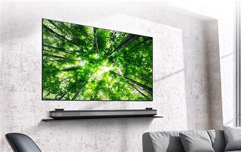 LG's 2018 OLED and Super UHD 4K TVs have built-in AI and