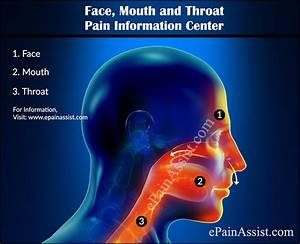 Face  Mouth And Throat Pain Information Center