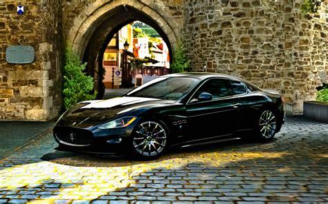 Maserati Granturismo Wallpaper