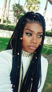 1210 best images about hair on Pinterest | Box braids ...