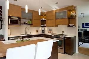 deco cuisine moderne idee deco cuisine moderne cethosia With idee deco cuisine avec objet deco design rouge